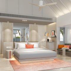 Отель LUX South Ari Atoll комната для гостей фото 3