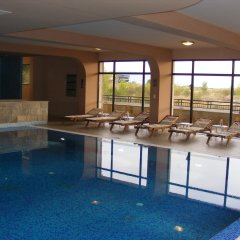 Отель Nobel All Inclusive Болгария, Солнечный берег - отзывы, цены и фото номеров - забронировать отель Nobel All Inclusive онлайн бассейн
