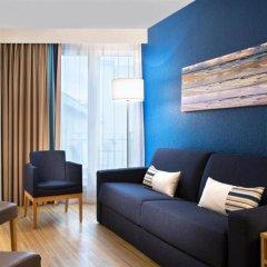 Отель Citadines Croisette Cannes Франция, Канны - 8 отзывов об отеле, цены и фото номеров - забронировать отель Citadines Croisette Cannes онлайн комната для гостей фото 3