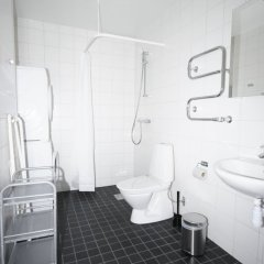Отель Volrat Företagsbostäder Швеция, Гётеборг - отзывы, цены и фото номеров - забронировать отель Volrat Företagsbostäder онлайн ванная фото 2