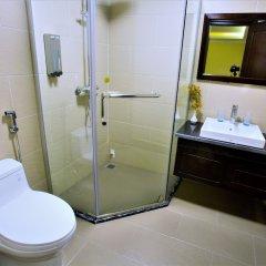 Отель Ladybird Sapa Hotel Вьетнам, Шапа - отзывы, цены и фото номеров - забронировать отель Ladybird Sapa Hotel онлайн ванная фото 2