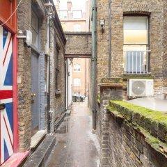 Отель Хостел Bloomsbury Rooms with Shared Bathrooms Великобритания, Лондон - отзывы, цены и фото номеров - забронировать отель Хостел Bloomsbury Rooms with Shared Bathrooms онлайн