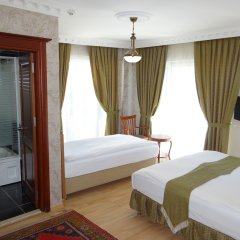 Basileus Hotel комната для гостей фото 4