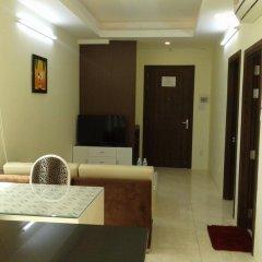 Апартаменты Beach Front Apartments Nha Trang комната для гостей фото 5