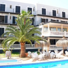 Отель Boutique Bon Repos - Adults Only бассейн