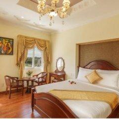 La Pensee Hotel & Retaurant Далат комната для гостей фото 5