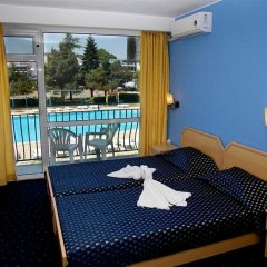 Отель Continental - Happy Land Hotel Болгария, Солнечный берег - отзывы, цены и фото номеров - забронировать отель Continental - Happy Land Hotel онлайн комната для гостей фото 4