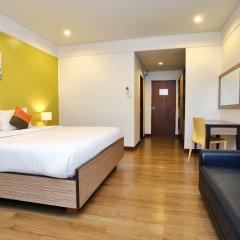 Отель Patra Mansion сейф в номере