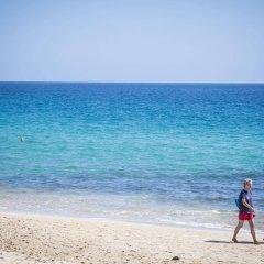 Отель Rocamar Beach Apts Морро Жабле пляж фото 2