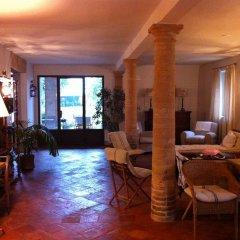 Отель Villino di Porporano Парма интерьер отеля