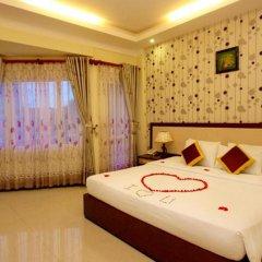 Luxury Nha Trang Hotel сейф в номере