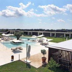 Отель I Monasteri Golf Resort Сиракуза бассейн фото 3