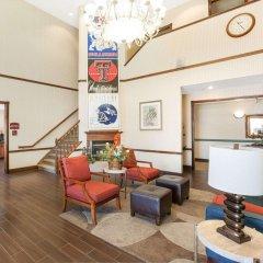 Отель Comfort Suites Plainview интерьер отеля фото 2