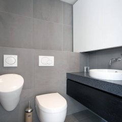 Отель Charles Apartment Нидерланды, Амстердам - отзывы, цены и фото номеров - забронировать отель Charles Apartment онлайн ванная