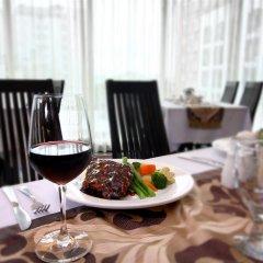 Отель Oxford Suites Makati Филиппины, Макати - отзывы, цены и фото номеров - забронировать отель Oxford Suites Makati онлайн питание фото 2