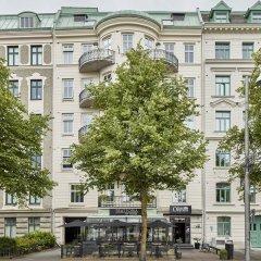 Отель Hotell Onyxen Гётеборг балкон