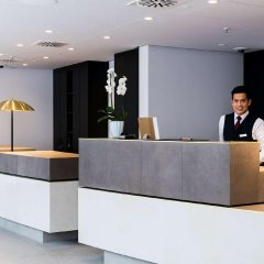 Fleming's Express Hotel Frankfurt (Formerly Intercity Hotel Frankfurt) интерьер отеля