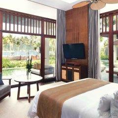 Отель Anantara Sanya Resort & Spa комната для гостей фото 3