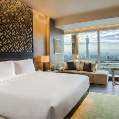Отель Park Hyatt Guangzhou комната для гостей