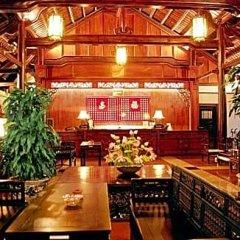 Отель Long Hai Beach Resort интерьер отеля