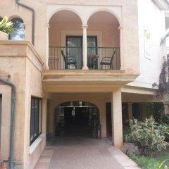 Lago Garden Apart-Suites & Spa Hotel парковка