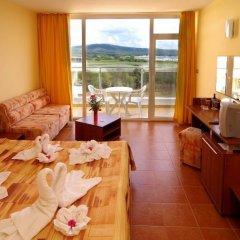 Отель Plamena Palace Болгария, Приморско - 2 отзыва об отеле, цены и фото номеров - забронировать отель Plamena Palace онлайн комната для гостей фото 2