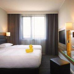 Отель Moxy London Excel комната для гостей фото 2