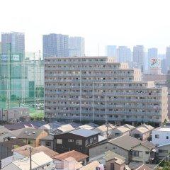 Отель APA Hotel Tokyo Kiba Япония, Токио - отзывы, цены и фото номеров - забронировать отель APA Hotel Tokyo Kiba онлайн городской автобус