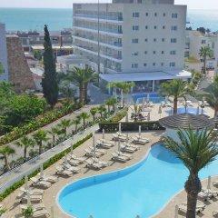 Отель Sunrise Gardens Aparthotel пляж фото 2