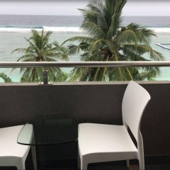 Отель Fern Boquete Inn Мальдивы, Северный атолл Мале - 1 отзыв об отеле, цены и фото номеров - забронировать отель Fern Boquete Inn онлайн балкон