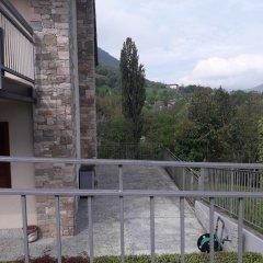 Отель Casa Vacanze Villa Paradiso Альбино балкон