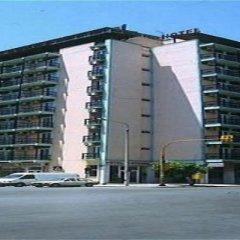 Отель ROTONDA Салоники парковка
