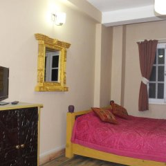 Отель Kathmandu CityHill Studio Apartment Непал, Катманду - отзывы, цены и фото номеров - забронировать отель Kathmandu CityHill Studio Apartment онлайн комната для гостей фото 5