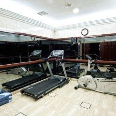 Grand Star Hotel Bosphorus фитнесс-зал