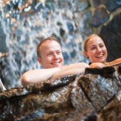 Отель Imatran Kylpylä Spa Apartments Финляндия, Иматра - 1 отзыв об отеле, цены и фото номеров - забронировать отель Imatran Kylpylä Spa Apartments онлайн гостиничный бар