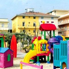Hotel Gabbiano Римини детские мероприятия фото 2