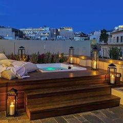 Отель A77 Suites By Andronis Афины бассейн фото 2