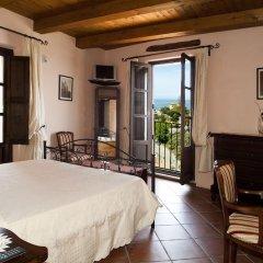 Отель B&B Lavinium Скалея комната для гостей фото 3