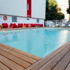 Hotel Rainbow Римини бассейн фото 2