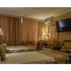 Гостиница Мандарин Москва 4* Стандартный номер с 2 отдельными кроватями фото 4