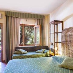 Hotel La Perla Del Golfo Проччио комната для гостей
