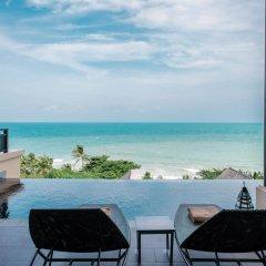 Отель Vana Belle, A Luxury Collection Resort, Koh Samui бассейн фото 2