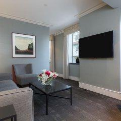 Отель The St. Regis Hotel Канада, Ванкувер - отзывы, цены и фото номеров - забронировать отель The St. Regis Hotel онлайн комната для гостей фото 4