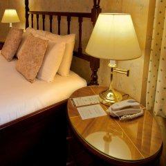 Отель Britannia Sachas Hotel Великобритания, Манчестер - 1 отзыв об отеле, цены и фото номеров - забронировать отель Britannia Sachas Hotel онлайн удобства в номере фото 2