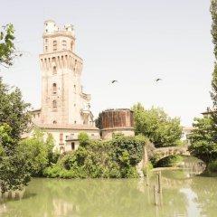 Отель Welc-oM Panoramic Италия, Падуя - отзывы, цены и фото номеров - забронировать отель Welc-oM Panoramic онлайн приотельная территория