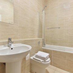 Отель London Eye Apartments Великобритания, Лондон - отзывы, цены и фото номеров - забронировать отель London Eye Apartments онлайн ванная фото 2