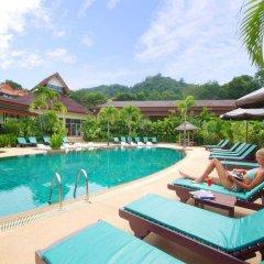Отель Timber House Ao Nang бассейн фото 3