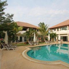 Отель Babylon Pool Villas бассейн