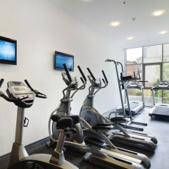 Гостиница CityHotel фитнесс-зал фото 2