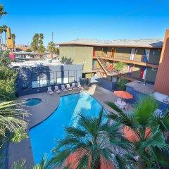 Отель Las Vegas Hostel США, Лас-Вегас - отзывы, цены и фото номеров - забронировать отель Las Vegas Hostel онлайн бассейн